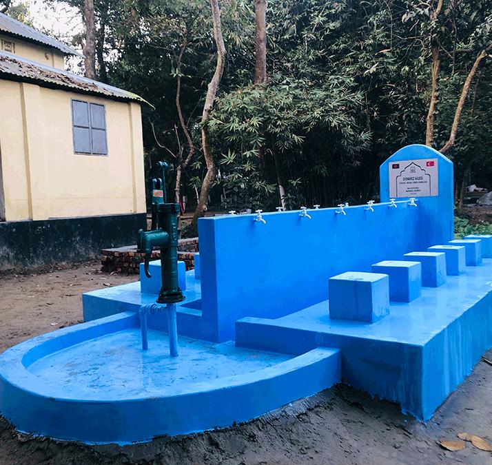 su kuyusu, bangladeş, ifa derneği
